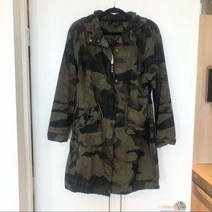 Zara Army Outerwear